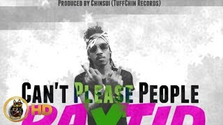 Raytid - Can't Please People - May 2016