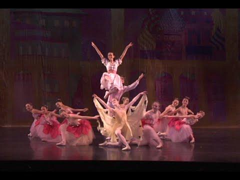 Waltz of the Flowers, Berkeley Ballet Theater's Nutcracker