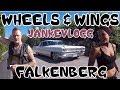 JÄNKEVLOGG  Wheels & Wings i Falkenberg.