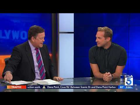 Ryan Hansen Discusses Celebrities Helping Solve Crime on his New
