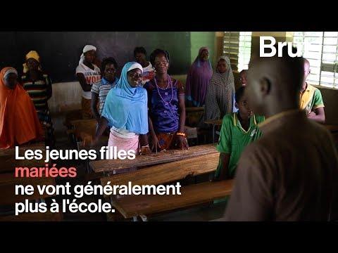 L'âge légal du mariage au Burkina Faso fait débat