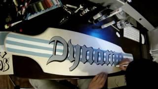 Как сделать деку для лонгборда (DIY longboard)