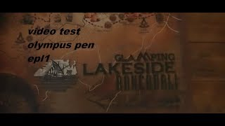 video test kamera mirorrless olympus pen epl1
