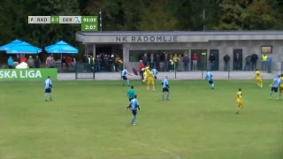 Radomlje vs Jadran full match