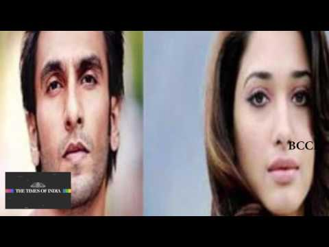 Ranveer Singh pairs up with Tamannaah Bhatia for epic commercial