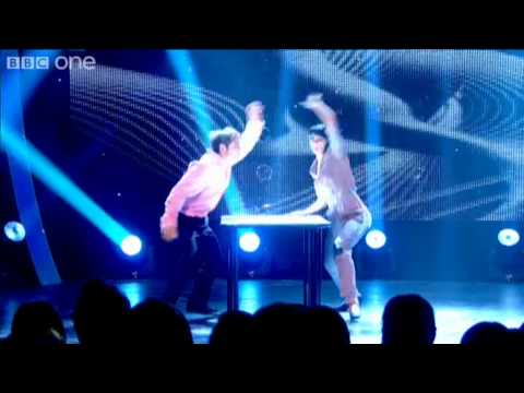 Week 6: Lizzie and Tommy - Jazz  So You Think You Can Dance  BBC One