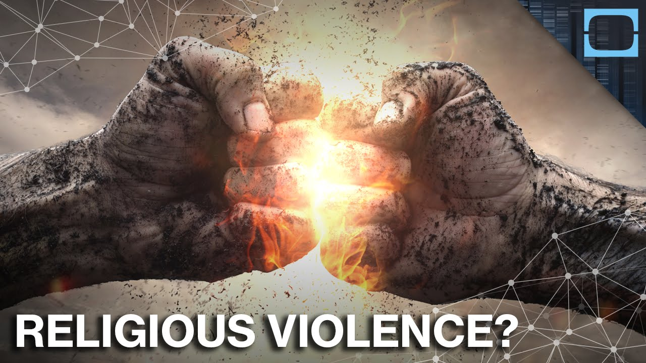 do religions really cause violence