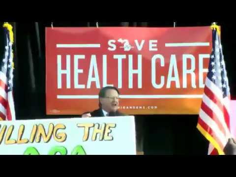 MDP Save Health Care Rally (w/Sen. Bernie Sanders) (1/15/17)