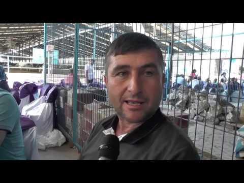 81 ilden misafirlerdüve çiftliğini gezdi