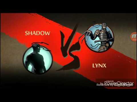 Shadow fight 2 #2-Cum sa-l bati pe Linx