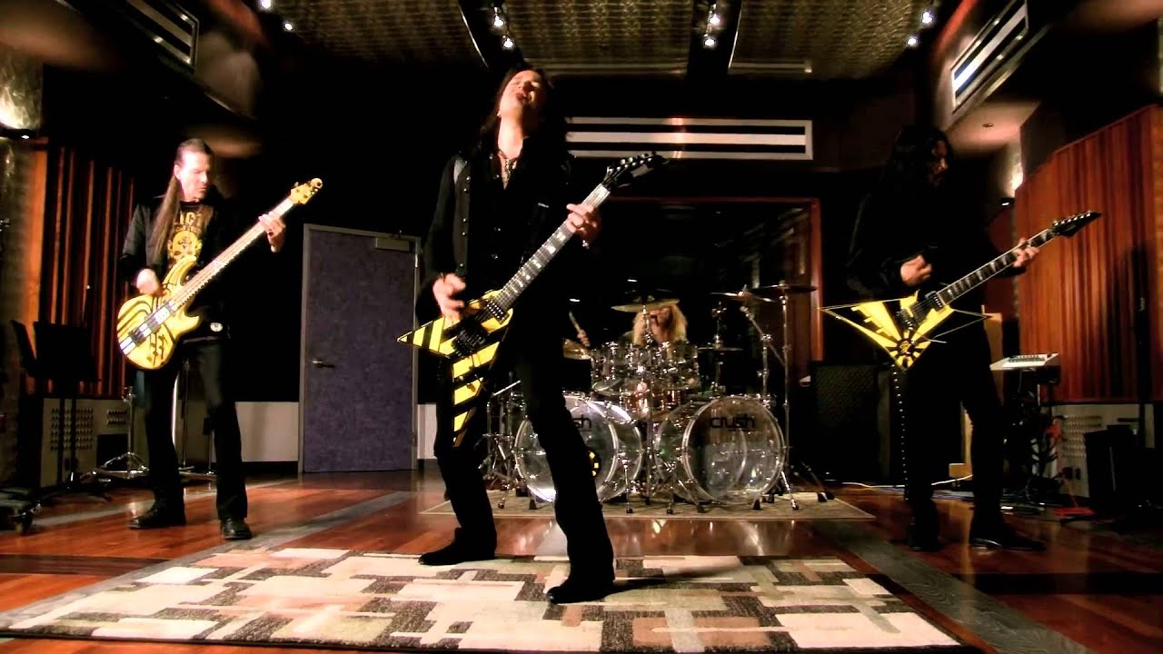 Stryper — Sympathy (Official Video / New album 2013)