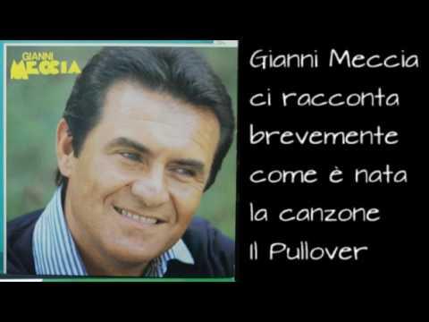 Gianni Meccia ci racconta com' è nata la canzone Il Pullover