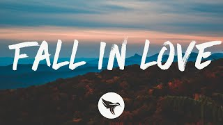 Josh Kerr - Fall in Love (Lyrics)