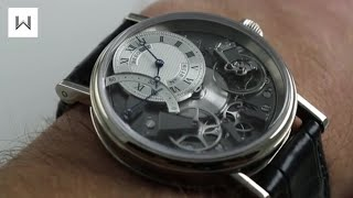 Breguet La Tradition Auto Seconde Retrograde 7097BB/G1/9WU Luxury Watch Review