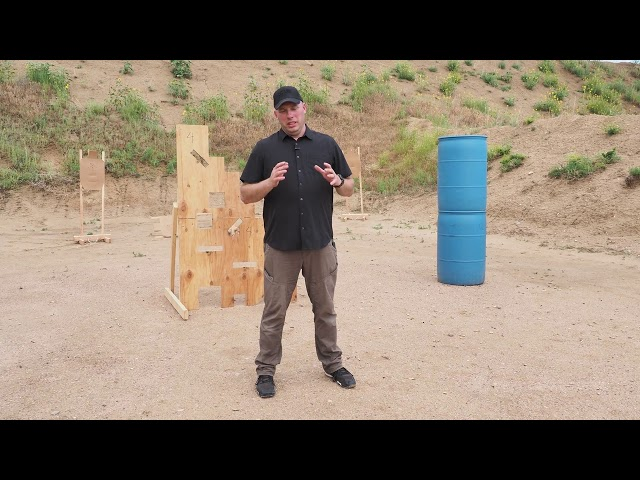 5.11 Tactical – A Quick Look – Fighting From Cover