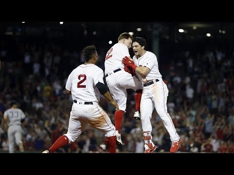 Boston Red Sox Playoff Hype (2018)