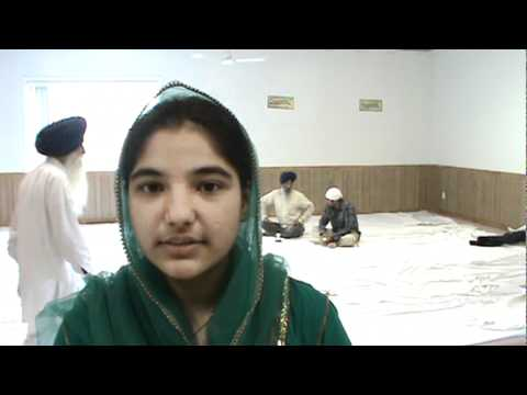 Interview one of the Participant of Guru Gobind Singh Study Circle Canada