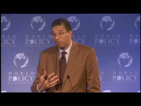 Lionel Zinsou  - Oct 31, 09 - Session 3 - 1/2