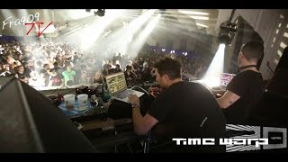 FRA909 Tv - PAN-POT @ TIME WARP US NEW YORK
