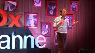 Comment mémoriser efficacement | Vincent Delourmel | TEDxRoanne