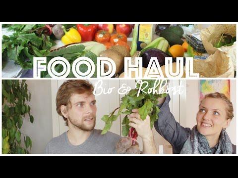 XXL Food Haul: Bio & Rohkost / Großeinkauf / Erdapfel