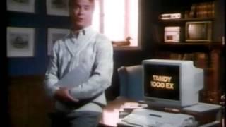 Tandy 1000 EX RadioShack
