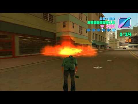 GTA Vice City Ramage Molotov