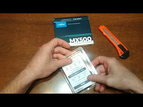 "Накопичувач SSD 2.5"" 500GB MICRON (CT500MX500SSD1)"