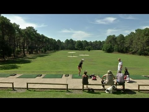 golf dans le sud