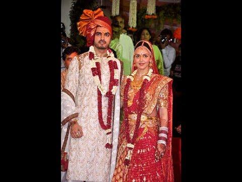 Isha Deol Marriage Youtube