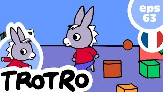 TROTRO - EP63 - Trotro et le potager