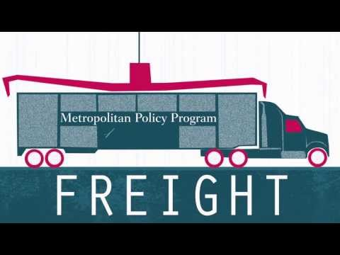 Metro Freight: The Global Goods Trade that Moves Metro Economies