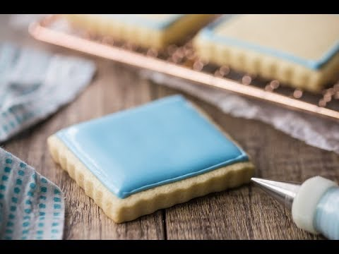 Easy Royal Icing Recipe For Decorating