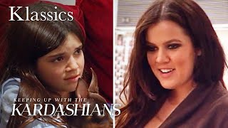 Young Kendall Jenner Gets the Period Talk (S2, Ep4) | KUWTK Klassics | E!