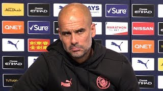 Pep Guardiola Full Pre-Match Press Conference - Crystal Palace v Man City - Premier League