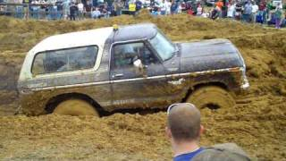 Good Friday Mud Bog in King William Va. 2009 (Bronco)