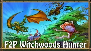 F2P Witchwood Hunter | The Witchwood |