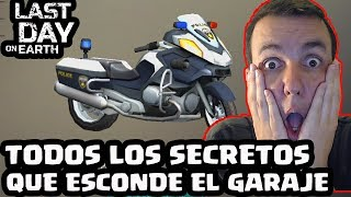 LOS SECRETOS QUE ESCONDE EL GARAJE | LAST DAY ON EARTH: SURVIVAL | [El Chicha]