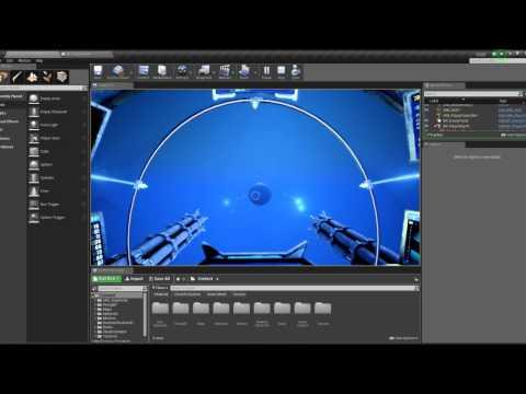 Aquanox Deep Descent - Unreal Engine 4:  Weapons |