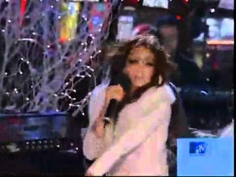 Rumors - Lindsay Lohan LIVE Times Square NYC
