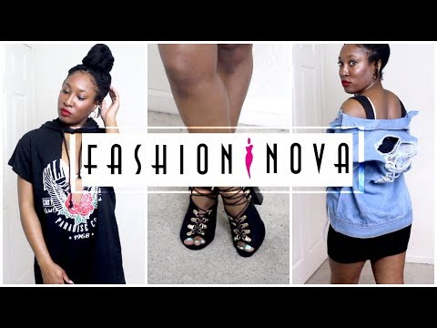 $300 Fashion Nova Try On Haul 2018 (First Time Buyer Honest Review)