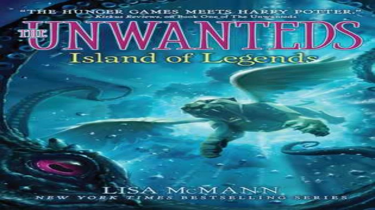 Read book this Island of Legends (Unwanteds, #4) - YouTube