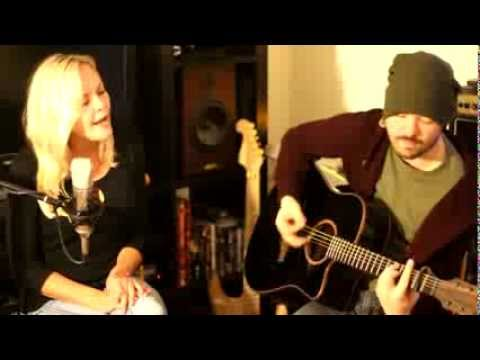Tainted Love (acoustic cover) by Suzanne Brown & JP