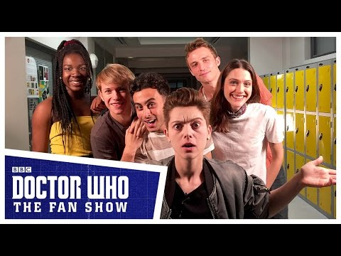 Meeting The Class Cast  Doctor Who: The