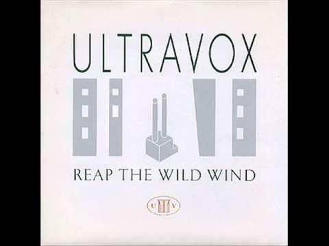 ULTRAVOX - Hosanna [1982 Reap the Wild Wind]