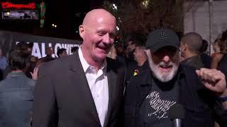 HALLOWEEN (2018) - World Premiere in LA (Jamie Lee Curtis, Nick Castle and James Jude Courtney)