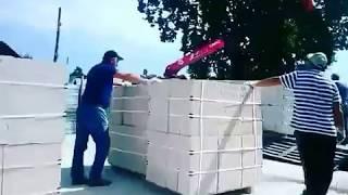 🔨 Ход строительства двухэтажного дома из газобетона с облицовочным кирпичем по проекту 📝 🔧 Фундам