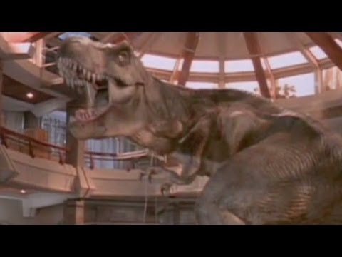 Real dinosaurs scarier than ones in Jurassic Park - YouTube