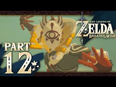 The Legend of Zelda: Breath of the Wild - Part 12 - Yiga Clan Hideout