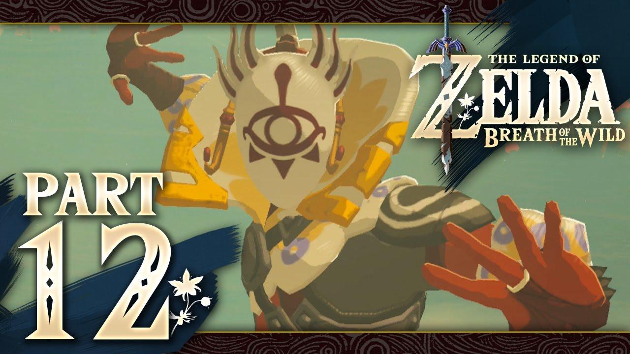 The Legend of Zelda: Breath of the Wild - Part 12 - Yiga Clan Hideout